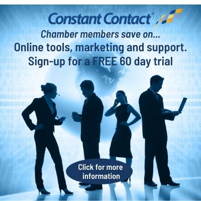 Constant Contact Chamber Member Offer