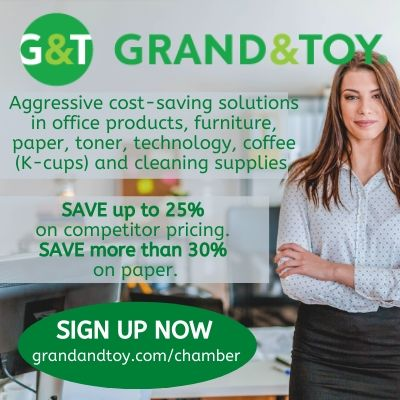 Grand & Toy - Cost-saving solutions