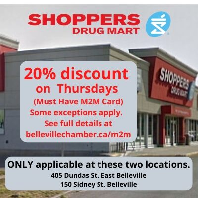 Shoppers Drug Mart - Save 20% on Thursdays
