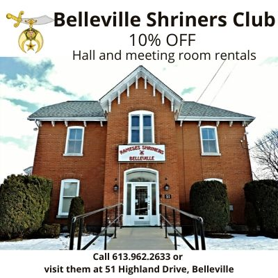 Belleville & District Shrine Club