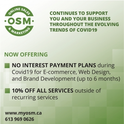 OSM Website design - SAVE on services.